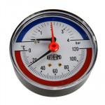 Arthermo TI003 0-120° 0-4 bar 80 мм