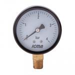 "Icma 244 ¼"" 0-4 bar 63 мм"