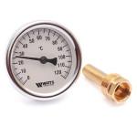 Watts F+R801 OR (TAS) 0-120° 63/50 мм