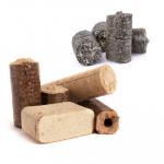 Топливные брикеты Nestro, Pini-Kay, Ruf