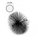 Ерш дымоходный (металл) - Ø175 мм